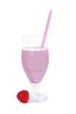Strawberry smothie Royalty Free Stock Photography