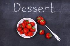 Strawberry special Stock Photo
