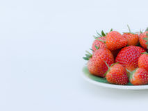 Strawberry. The Story of berries Royalty Free Stock Image