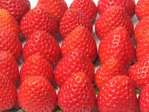 Strawberry. Strawberries very sweet and intense color Stock Photo