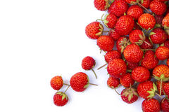 Strawberry. Strawberries on a white background Royalty Free Stock Photos