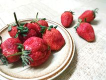 Strawberry. Sweet Strawberry fruit Royalty Free Stock Photo