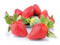 Strawberry swing Royalty Free Stock Image