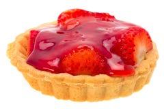 Strawberry tart Royalty Free Stock Photo