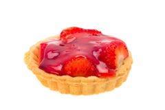 Strawberry tart Royalty Free Stock Image