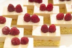 Strawberry Tarts Royalty Free Stock Photos