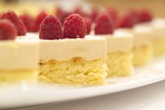 Strawberry Tarts Royalty Free Stock Image