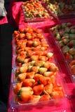 Strawberry taste sweet. Royalty Free Stock Photos