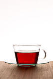 Strawberry tea Royalty Free Stock Image