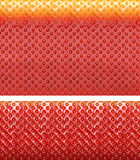 Strawberry texture background 3D illustration Royalty Free Stock Images