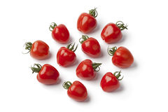Strawberry tomatoes Royalty Free Stock Images