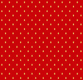 Strawberry vector texture pattern Stock Image