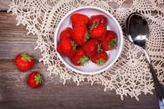 Strawberry vintage Royalty Free Stock Photography