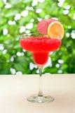 Strawberry Watermelon Daiquiri Royalty Free Stock Photography