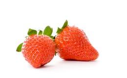 Strawberry on white background Stock Image