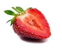 Strawberry on white background Royalty Free Stock Photo