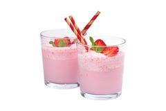 Free Strawberry Yogurt Smoothie Royalty Free Stock Photo - 69058775
