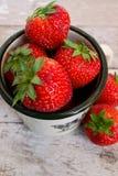 Strawberry yummy Stock Image