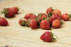 Strawberry4 Stock Afbeeldingen