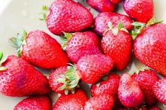 Strawberryes στοκ εικόνα με δικαίωμα ελεύθερης χρήσης