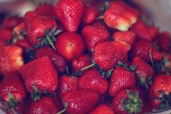 Strawberryes Stock Image