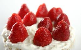 Strawberryes dessert Royalty Free Stock Photo