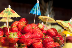 Strawberrys imagens de stock