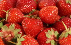 Strawberrys Stockfoto