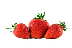 Strawberrys Images libres de droits
