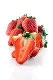 strawberrys Στοκ εικόνες με δικαίωμα ελεύθερης χρήσης