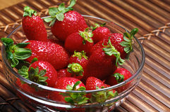 strawberrys Royaltyfri Fotografi