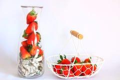 Strawbery Imagen de archivo