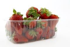 Strawbery basket Royalty Free Stock Image