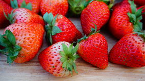 Strawbery frais Image libre de droits
