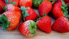 Strawbery fresco imagem de stock royalty free