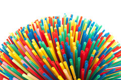 Straws Stock Image