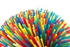 Straws Stock Image