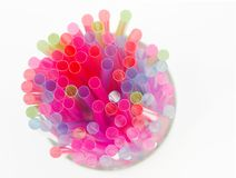 Straws Royalty Free Stock Photos