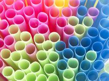 Straws bacground Royalty Free Stock Photography