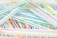 Straws background Royalty Free Stock Images