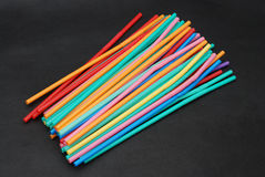 Straws Royalty Free Stock Photography