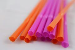Straws Stock Photography
