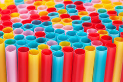 Straws Royalty Free Stock Images