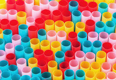 Straws Stock Photography