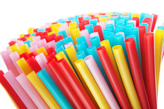 Straws Royalty Free Stock Photo