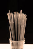 Straws Stock Images