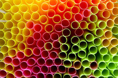 Straws3 Foto de Stock Royalty Free