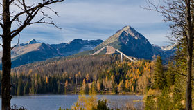 Strbske Pleso Photos stock