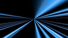Streaks of  light. stock video footage