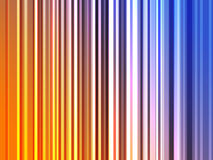 Streaks of multicolored light Stock Photos